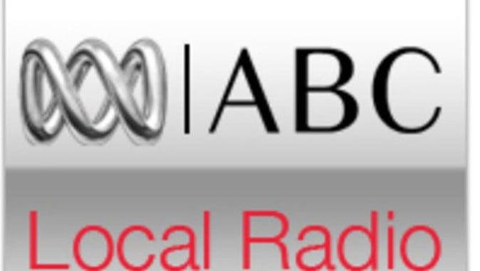 Gig update: Thurs Feb 2 - ABC1233AM Local Radio - Mark Tinson Music